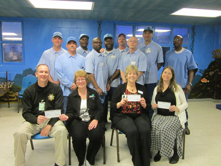 SKIP Receives $7100 Donation from Prisoner Outreach Program