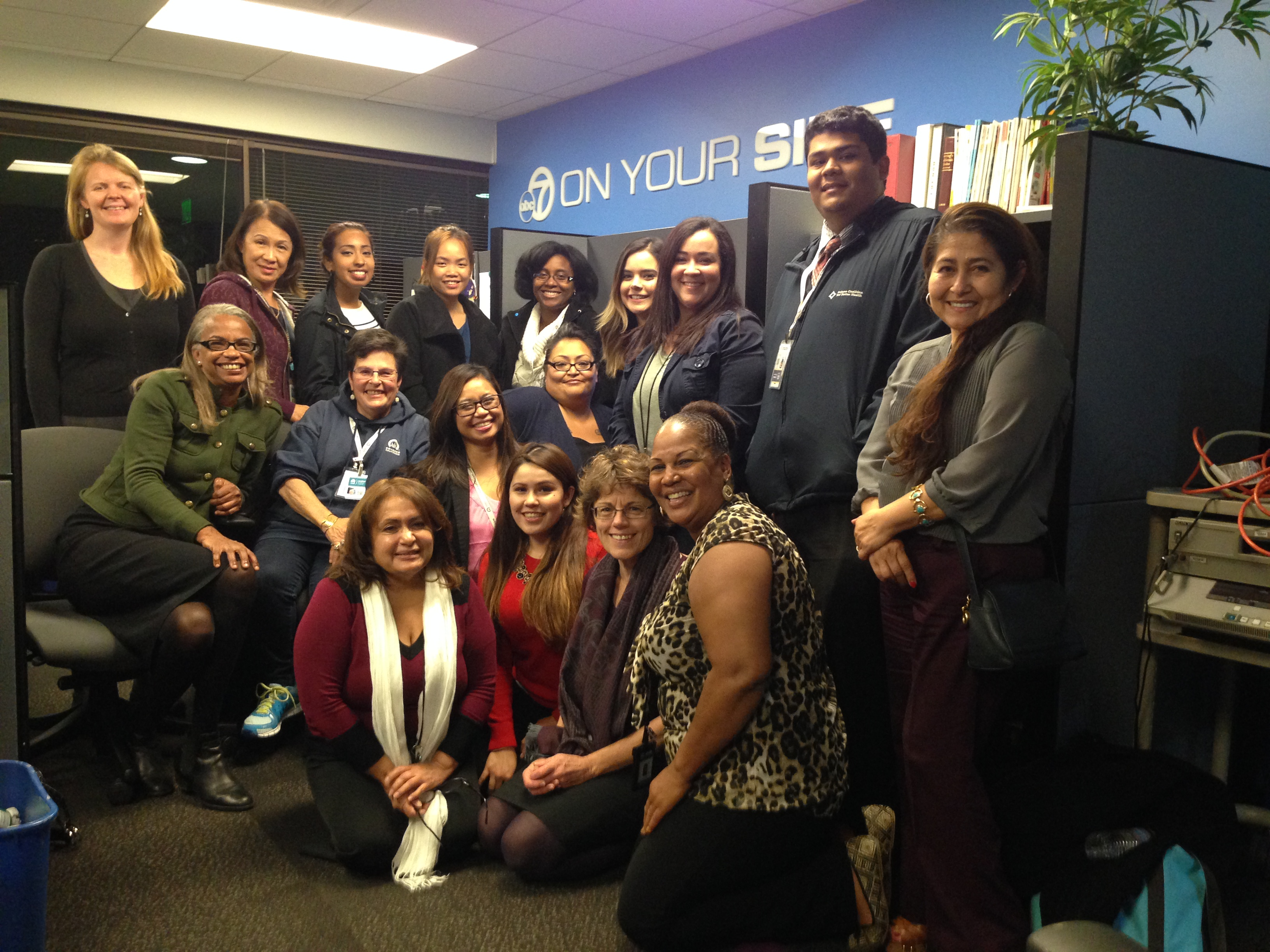 SKIP Representatives attend Covered California Call Center event!